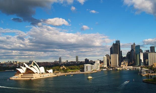 Sydney: SIA Return Flights 2