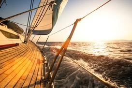 Marina Sailing Newport Beach: Daytime Cruise or Sunset Cruise for Up to Six from Marina Sailing Newport Beach. Three Options.