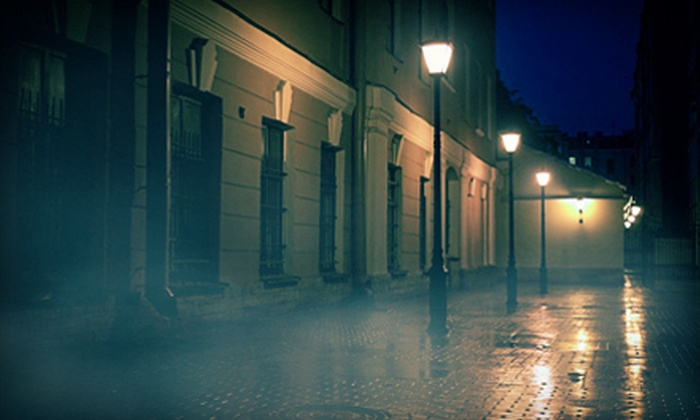Ghosts of Palm Beach - Casa Del Lago: $12 for a Ghost Tour from Ghosts of Palm Beach ($25 Value)