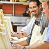 Alla Prima Creations - Plaza la Mer: Frame for Your Next Painting Class ($22 Value)