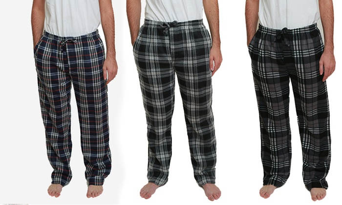 Rugged Frontier Men's Fleece Lounge Pants: Rugged Frontier Men's Fleece Lounge Pants. Multiple Styles Available. Free Shipping and Returns.