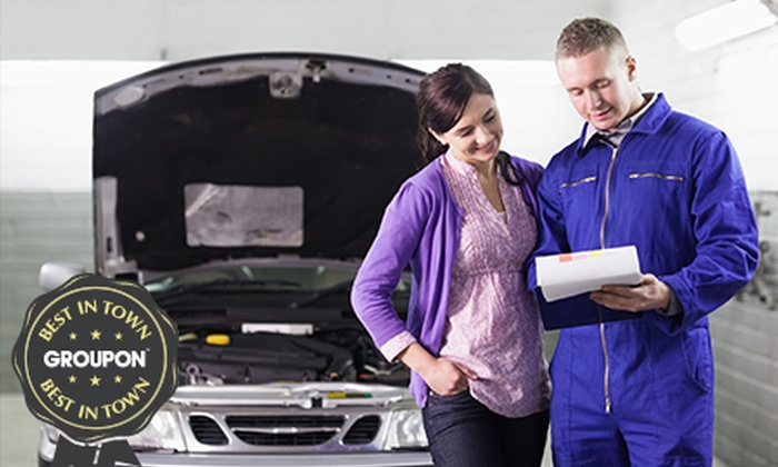 Cardiff Mot Service - Cardiff: Car Air-Conditioning Recharge With Pressure Test for £21 at Cardiff Mot Service (58% Off)