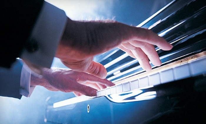 Jimmy the Greek's - Old Orchard Beach: Dueling-Pianos Show with Food and Drink  at Jimmy the Greek's (Up to 55% Off). Two Options Available.