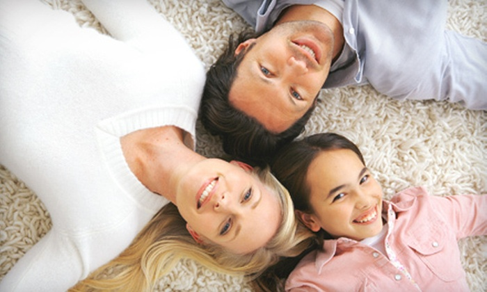Kenaston Carpet Cleaning, LLC - Portland: Carpet Cleaning for Three Rooms or Five Rooms and One Small Hallway from Kenaston Carpet Cleaning, LLC (Up to 66% Off)