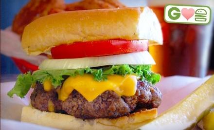 $20 Groupon to Burgers-N-Beer - Burgers-N-Beer in Willoughby