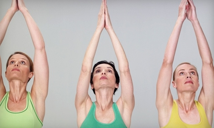 Devotion Yoga - Multiple Locations: $30 for One Month of Unlimited Classes ($150 Value) or $149 for a Summer Membership (Up to $346 Value) to Devotion Yoga in Hoboken
