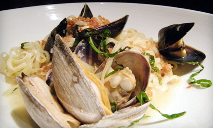 Zuppa - Mission Bay: $25 for $50 Worth of Italian Fare and Drink at Zuppa