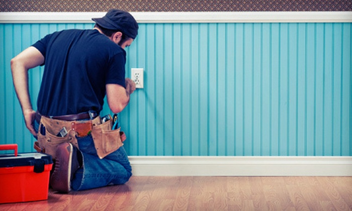 JE Construction - Jefferson: $45 for Up to Two Hours of Handyman Services from JE Construction (Up to $120 Value)