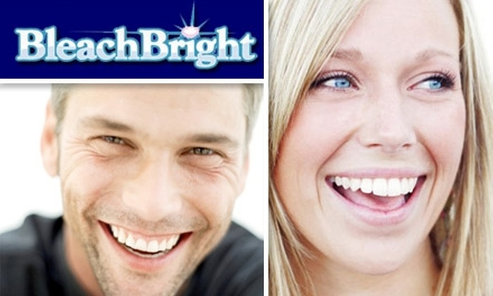 BleachBright - North Little Rock: $69 for a 30-Minute Teeth Whitening Session at BleachBright