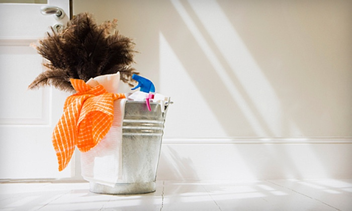Wow Cleaning Services - Reno: One, Two, or Three Two-Hour Housecleaning Sessions from Wow Cleaning Services (Half Off)