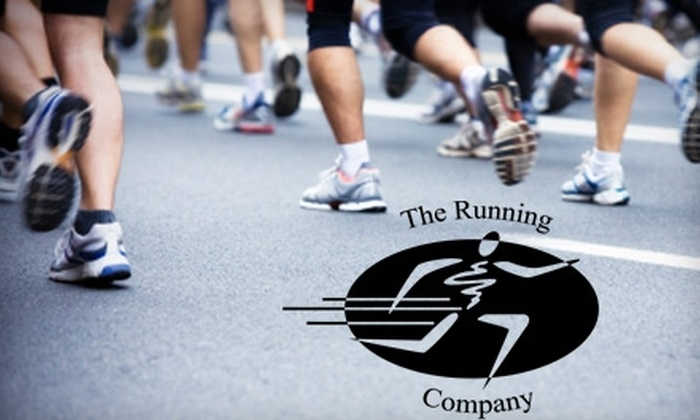 The Running Company - Multiple Locations: $25 for $50 Worth of Running and Athletic Gear at The Running Company