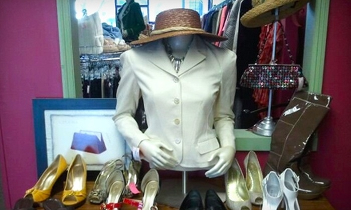 Back on the Rack, LLC - Fairfield County: $7 for $15 Worth of Consignment Clothing and More at Back on the Rack, LLC. in Hamden