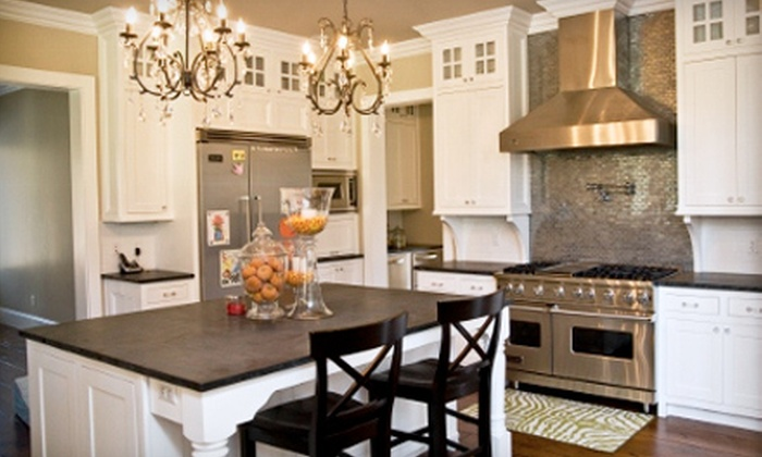 Surfaces - Morris Bright Industrial Park: $300 Toward Kitchen-Countertop Orders or $600 Toward Exotic Granite Kitchen-Countertop Orders at Surfaces in Bixby