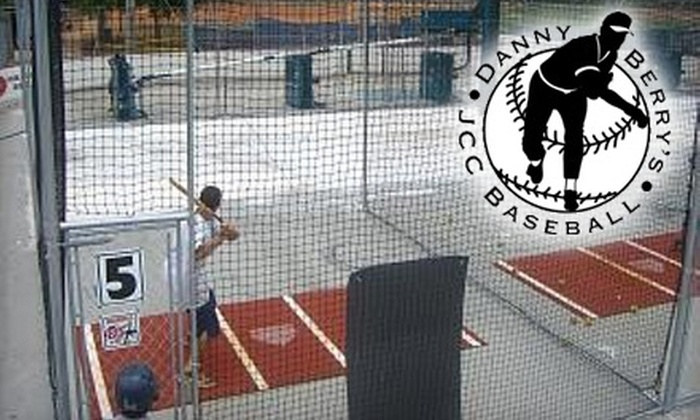 Danny Berry's JCC Baseball - Kendall: $7 for Half-Hour Batting-Cage Session at Danny Berry's JCC Baseball