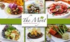 The Mynt - San Jose: $20 for $40 Worth of Gourmet Indian Cuisine at The Mynt