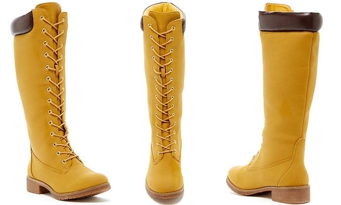 b4e1dfbd467 Carrini Women s Work Boots