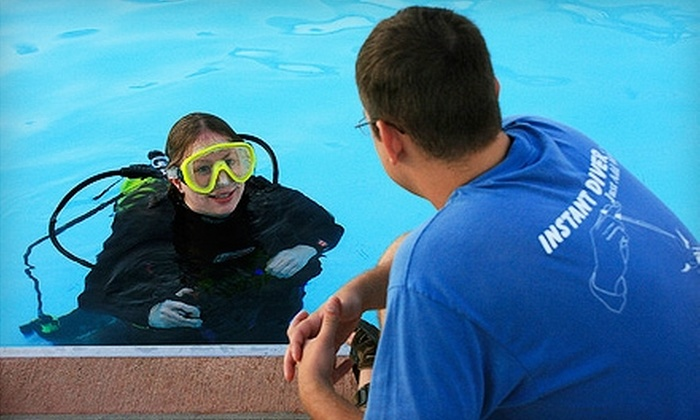 Just Add Water - Willoughby: $15 for One Discover Scuba Class at Just Add Water in Willoughby ($30 Value)