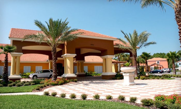 Florida Deluxe Villas - Kissimmee, FL: Two-Night Stay in a Two- or Three-Bedroom Condo at Florida Deluxe Villas in Greater Orlando