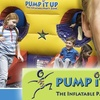 Pump It Up Cy-Fair - North Houston Gardens: $20 for 10 Jump Sessions at Pump It Up ($40 Value)