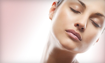 MedEstics: 1 IPL Laser Facial Treatment on Cheeks, Nose, and Chin - MedEstics in Newtown