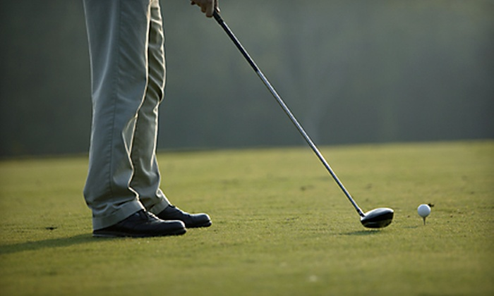 The Greens at Brock - St. Catharines: $39 for a Golf Outing for Two at The Greens at Brock (Up to $82 Value)