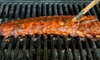 Georgetown Smokehouse - Hunter Army Airfield: Barbecue Meal for Two, Four, or Six with Entrees and Drinks at Georgetown Smokehouse (Up to 56% Off)