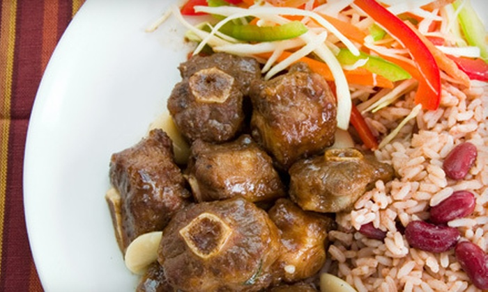 Coconuts - Vaughan: Two-Course Caribbean Meal for Two, Four, or Six at Coconuts in Vaughan (Up to 53% Off)