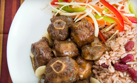 1 Appetizer and Choice of 2 Entrees or 1 Platter - Coconuts in Vaughan
