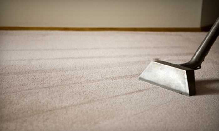Stainless Carpet Cleaning - Dayton: $49 for a Three-Room Carpet Cleaning from Stainless Carpet Cleaning ($114 Value)