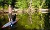 Half Off Paddleboard Rentals in Tybee Island