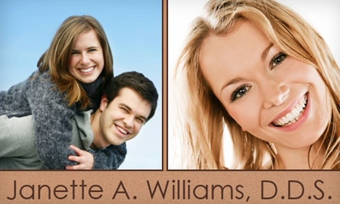 Montgomery Dental Care - Montgomery: $75 for Teeth-Whitening Trays and Gel from Montgomery Dental Care ($314 Value)