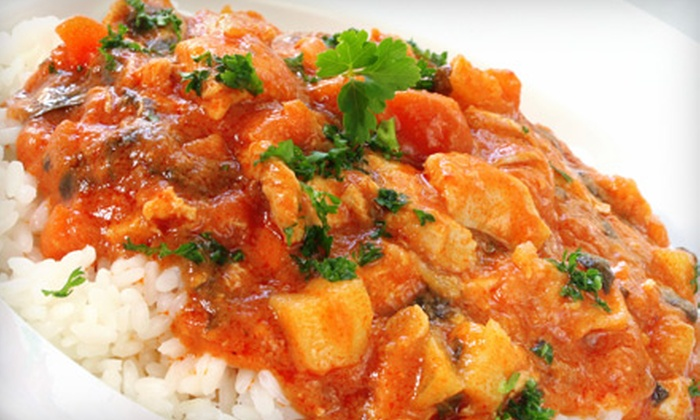 Urban Curry - Orange Blossom Gardens: Indian Cuisine for Dinner or Lunch at Urban Curry