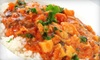 Up to 53% Off Indian Cuisine at Urban Curry