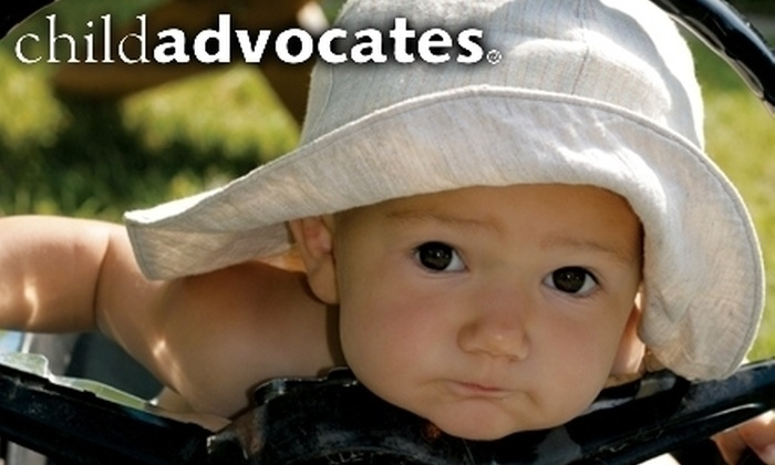 Child Advocates - Multiple Locations: Two Oil Changes to Support Child Advocates (Half Off). 14 Locations Available.