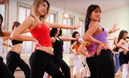 5 Drop-In Yoga, Boot-Camp, or Zumba Classes (an $85 value) - KC Fitness Link in Kansas City