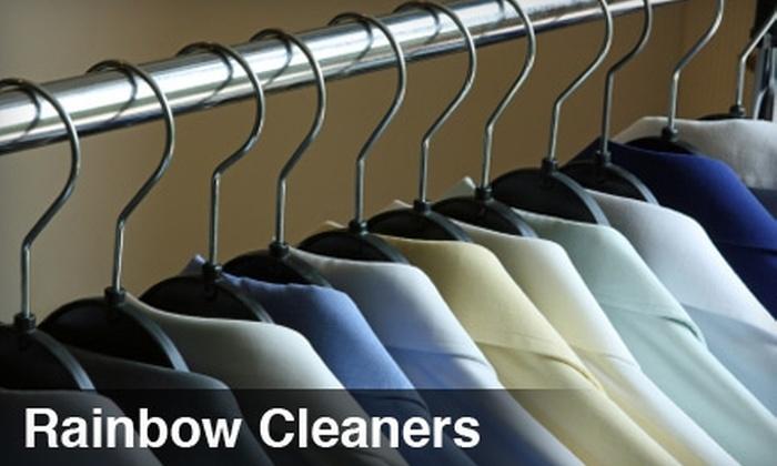 Rainbow Cleaners - Redondo Beach: $20 for $45 Worth of Dry Cleaning at Rainbow Cleaners in Manhattan Beach
