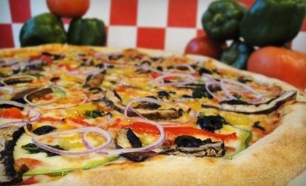 $20 Groupon to Gozzetti's Pizzeria - Gozzetti's Pizzeria in The Woodlands