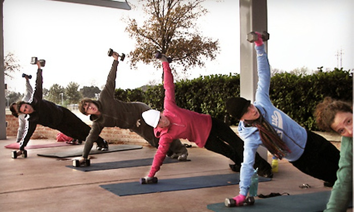 Synergy Fitness Boot Camp - Multiple Locations: 10 or 20 Boot-Camp-Class Package from Synergy Fitness Boot Camp (Up to 87% Off)