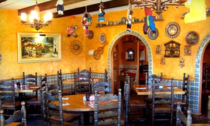 Vista Grande Mexican Restaurant - Saint Peters: $10 for $20 Worth of Mexican Fare at Vista Grande Mexican Restaurant in St. Peters