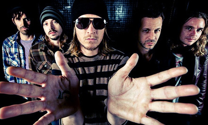 Puddle of Mudd - Eagle River: $19 to See Puddle of Mudd at the Eagle River Mudfest at Eagle River Derby Track on May 19 at 5:30 p.m. ($30 Value)