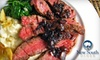 New South Diner - Winston-Salem: $25 for $50 Worth of Upscale Southern Fare and Drinks at New South Diner