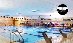 WEDO ACQUACHIARA: Fino a 24 ingressi nuoto o acquagym da Wedo Acquachiara (sconto fino a 78%). Valido in 3 sedi