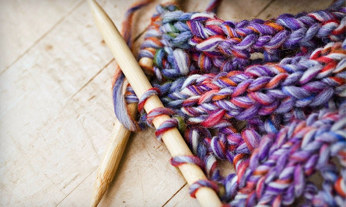 StevenBe - StevenBe Studio: Three-Day Knitting Course or $15 for $30 Worth of Knitting Supplies at StevenBe