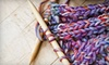 Up to 52% Off Knitting Course or Supplies