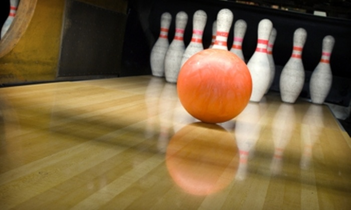 Irvine Lanes - Irvine: Bowling at Irvine Lanes. Two Options Available.