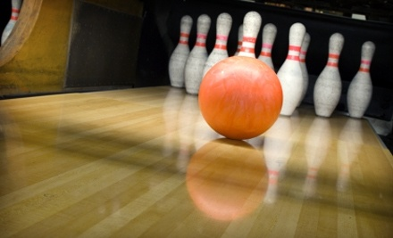 Irvine Lanes: 1 Hour of Bowling with Shoe Rental for Up to 6 People, Plus 1 Pitcher of Soda - Irvine Lanes in Irvine