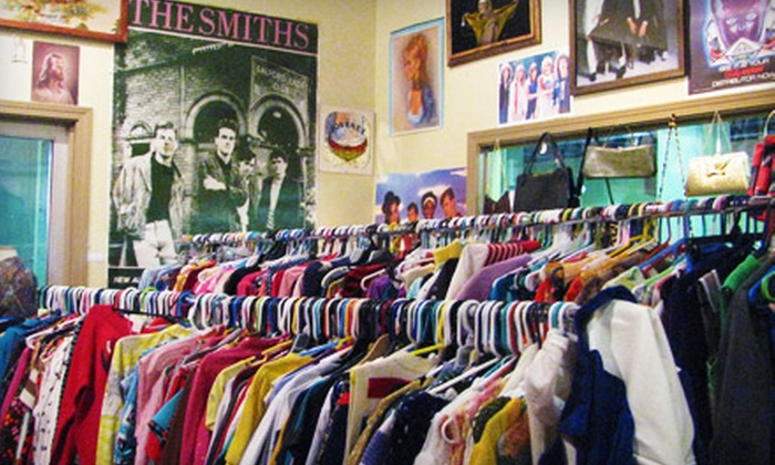 Far Out Vintage - Rochester: $7 for $15 Worth of Dresses, Shirts, and Shoes at Far Out Vintage