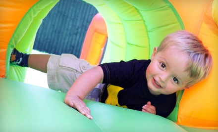 1-Day Moon-Bounce Rental Valid MondayThursday (a $250 value) - Fun In The Schade in