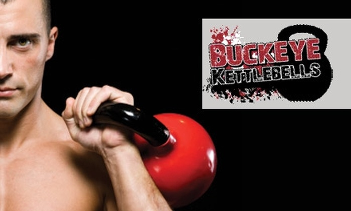 Buckeye Kettlebells - East Columbus: $35 for One Month of Kettlebell Fitness Classes at Buckeye Kettlebells ($90 Value)