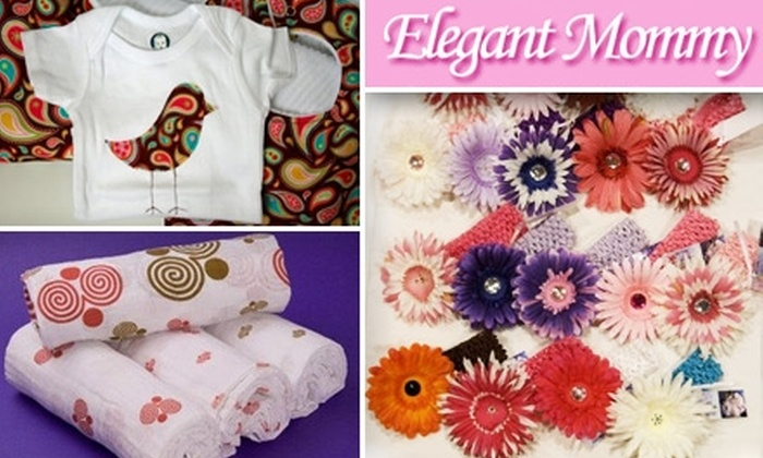 Elegant Mommy - Sioux Falls: $10 for $20 Worth of Maternity and Nursing Clothing and Accessories at Elegant Mommy